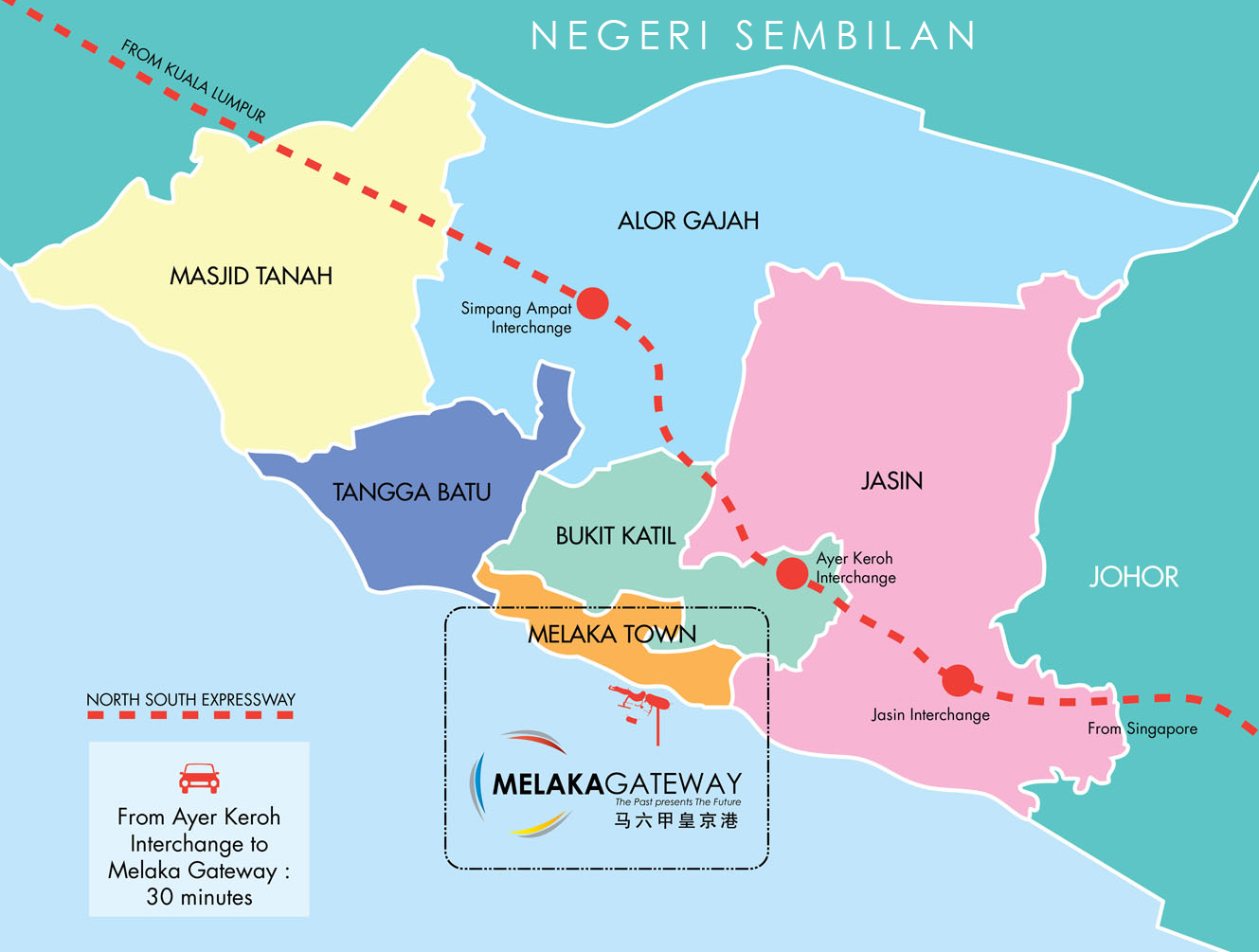 Location of the Malacca Strait on the map. Where is the Strait of Malacca 45